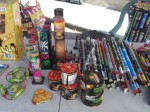 Fireworks: Variety