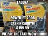 Laguna Powerjet 2905 Skimmer Filter Pump - $199.99 Cash and Carry - We PAY the Tax!