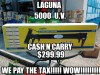 Laguna 5000 UV Sterilizer/Clarifier 55W - $299.99 Cash and Carry - We PAY the Tax!