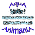 Vote for us as A Pet Owner's Best Friend in the 15th Annual Biz X Awards