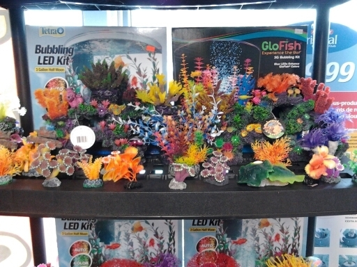 All Aquarium Decor, Ornaments and Plants 30% Off!