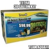 Tetra 30 Gallon Deluxe Aquarium Kit Now Only $98.99!