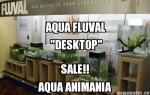 "Desktop ""Mini"" Aquariums Click, Pic 'n Save!!! All 25% Off"